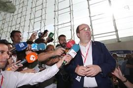 Congreso PSOE 2017   Sánchez propone consultar a la militancia el sentido del voto para dar el Gobierno a otro partido